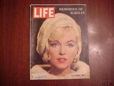 Memories of Marilyn Monroe