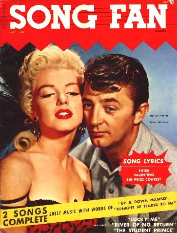 Mitchum & Monroe